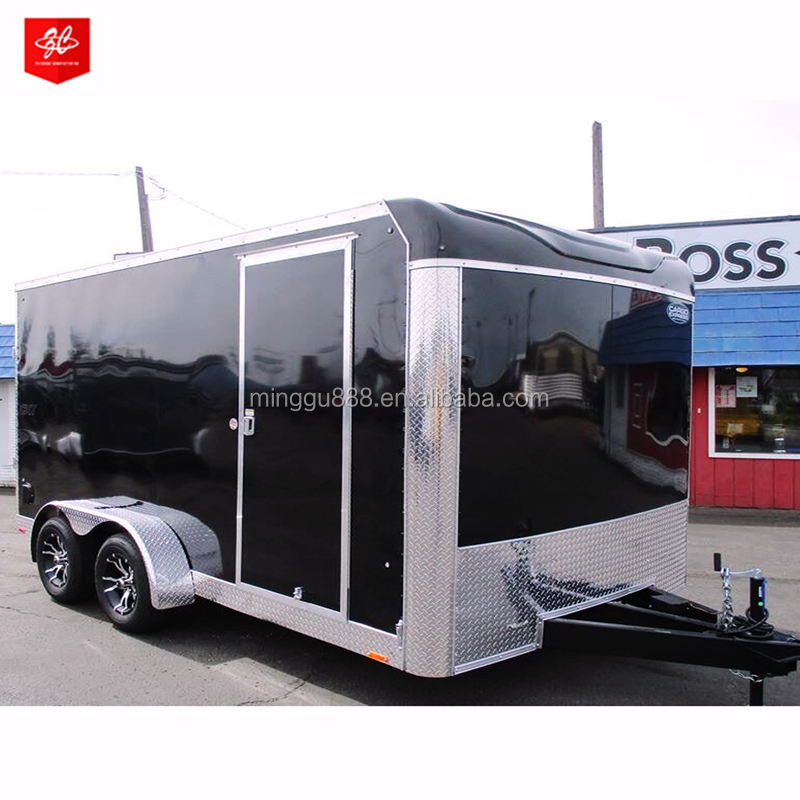 New Design mobile fryer food cart /food trailer mobile food cart / food cart mobile for sale in Dubai