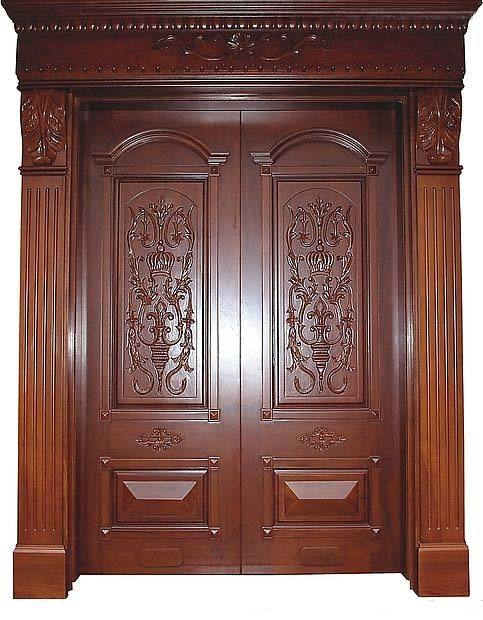 High-grade wooden room doors general price