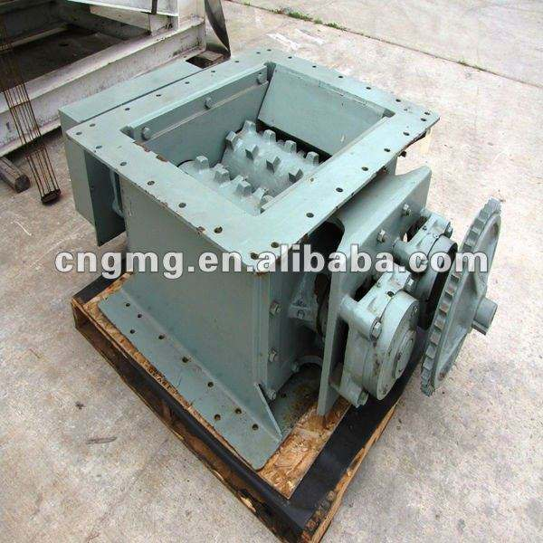 DOUBLE ROLL CLINKER GRINDER