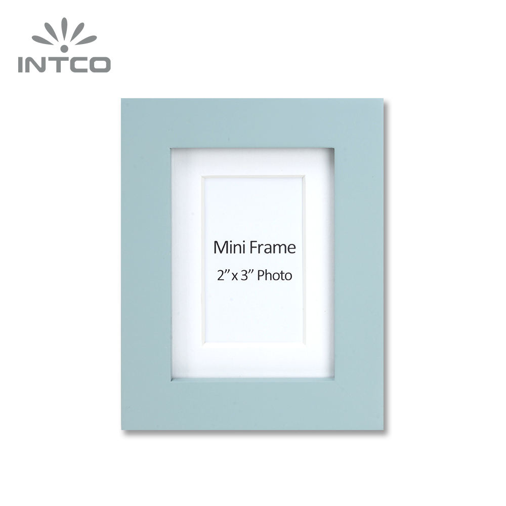 INTCO Hot Selling 4 Piece small Classical Multi Nice Colorful New Design Funny Picture Photo Collage Frame