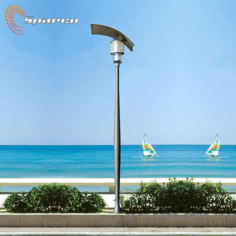 Sparco outdoor street garden light pole china supplier extrusion garden lighting pole light