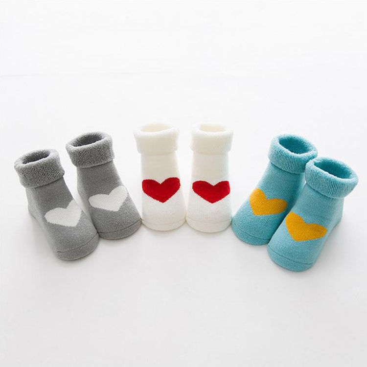 Alibaba China Wholesale Fashion And Colorful Baby Knitted Socks
