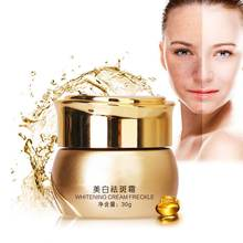 Facial Skin Whitening Dark Spots Stain Freckle Removal Repair & Natural Skin Whitening Fade Cream