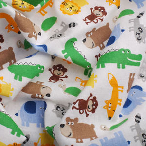 100% cotton fabric baby/kid/children clothing flannel fabric