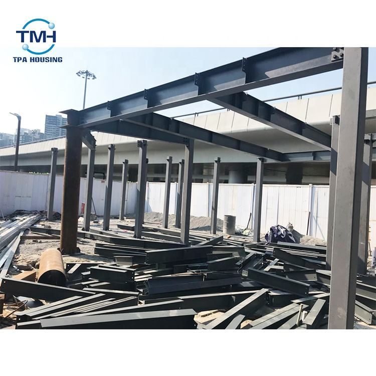 Packaging Customization [ Structural Steel Fabricators ] Prefabricated Building Structure China Shenzhen U Stand Structural Steel Fabricators Prefabricated Warehouse Work Shop Building