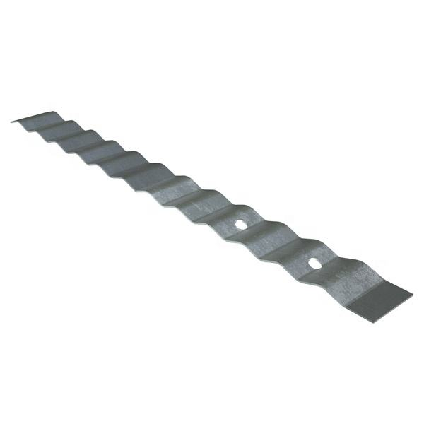galvanized concrete brick joint tie block wall ties