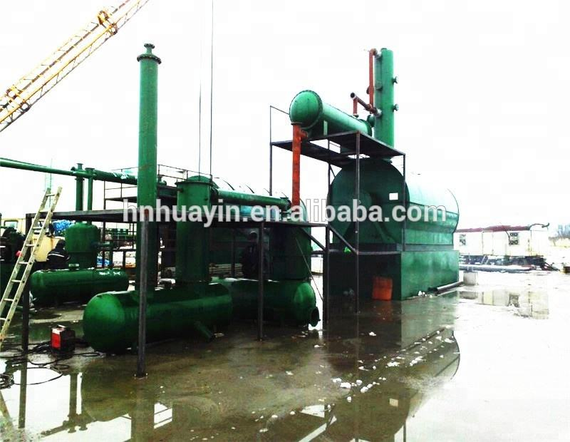 Profitable Industry Small Petroleum Refinery For Sale Machine Oil Purifier