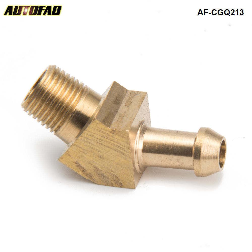 OBX BRASS Turbo Oil Feed Restrictor Fitting 1//8/' NPT T3 T4 GT4088R GT4094R