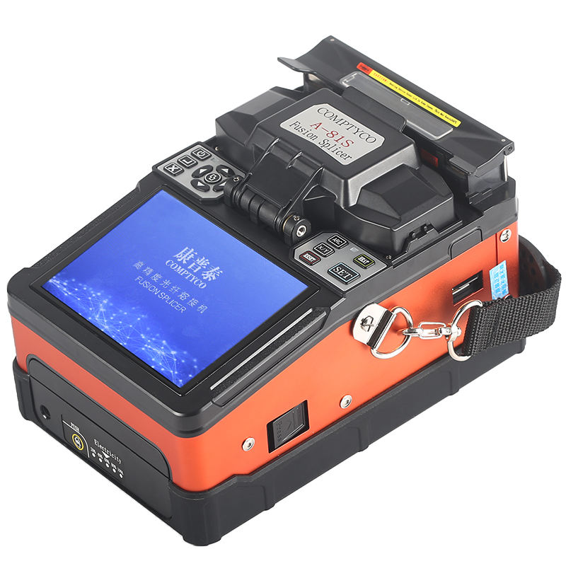 Fully Automatic Intelligent Multi functional Fiber Optic Fusion Splicing Machine A-81S