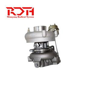 Oostelijke turbo fabrikanten CT26 17201-17030 turbo voor Toyota Land Cruiser Celica 185 1HD-FT motor