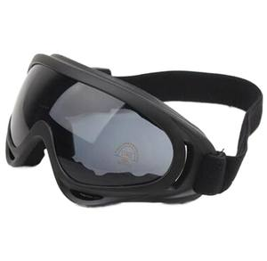 Outdoor anti-dust Sport Windproof Snow Goggles Ski Sunglasses safety goggles Motorcycle Glasses