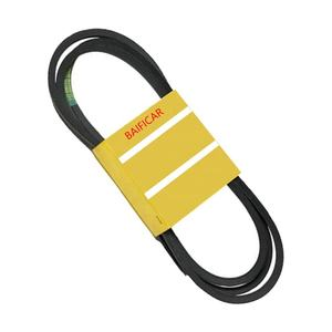 Baificar genuine quality 팬 belt 대 한 caterpillar belt 텐셔너 v belt auto parts 광주
