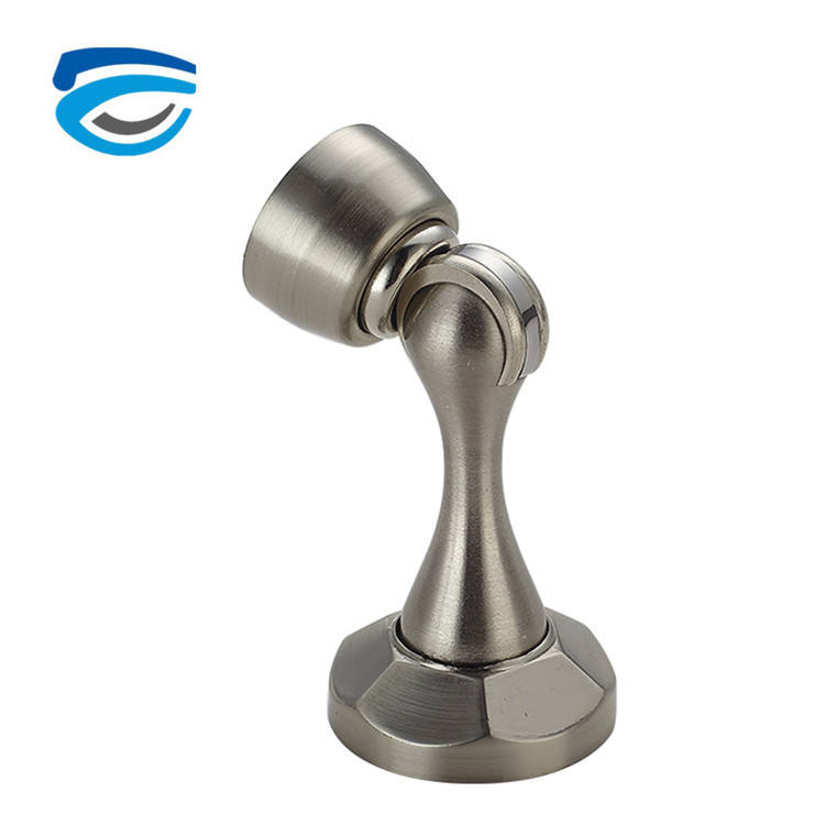 Zinc alloy material under door draft unique magnetic door stopper