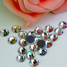 16 cuts Hotfix Rhinestones, Iron-on rhinestones crystal diamond strass for garment
