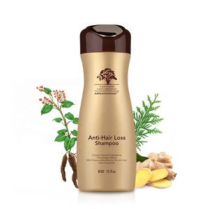 Best Price Natural Ingredients Ginger Keratin Balding Hair Fall Treatment Anti Hair Loss Shampoo For Female
