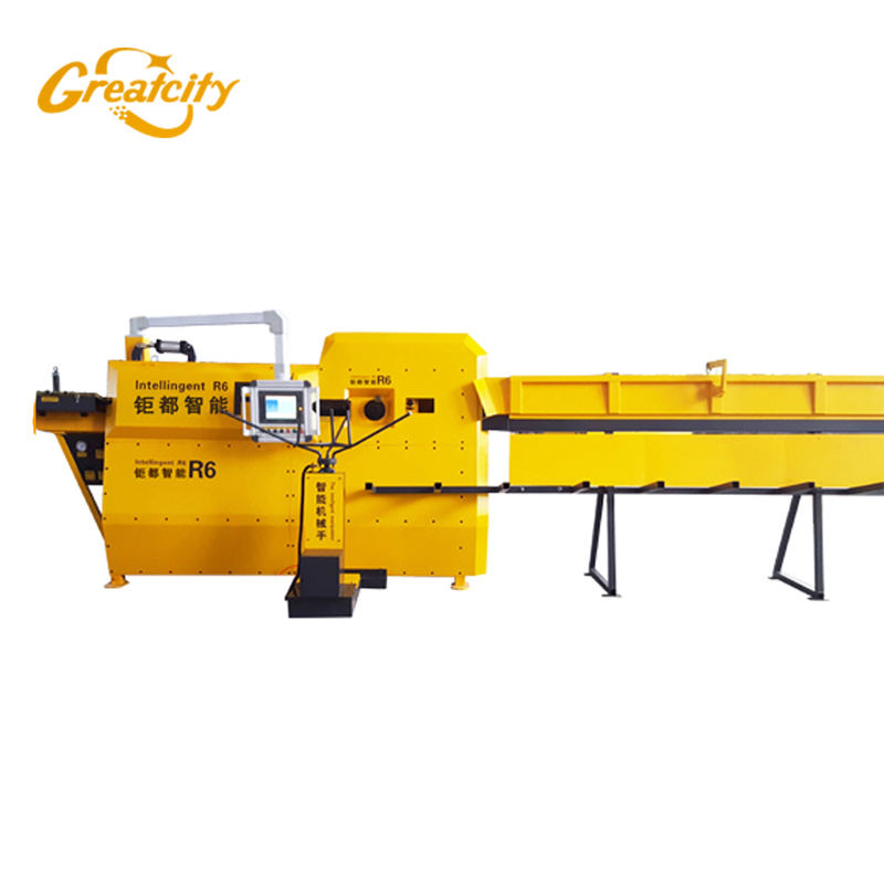 Greatcity R9 Channel Letter Auto Bender signs making equipments channel letter bending machine