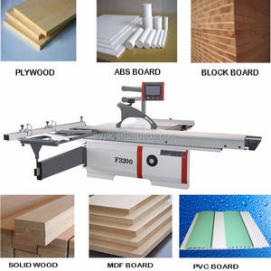 Wood Cutting panel saw Woodworking machine