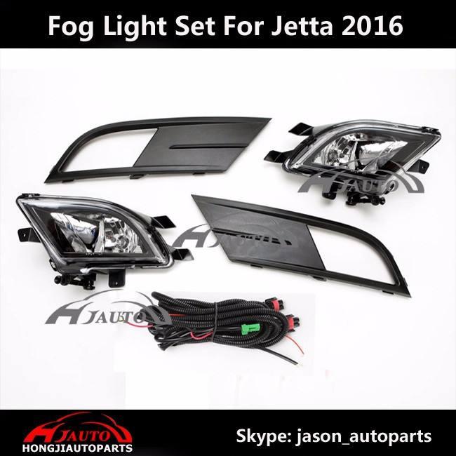 NEW SEAT LEON 2013-2016 Front Bumper Grille Fog Light Trim Bezel Set L+R Pair