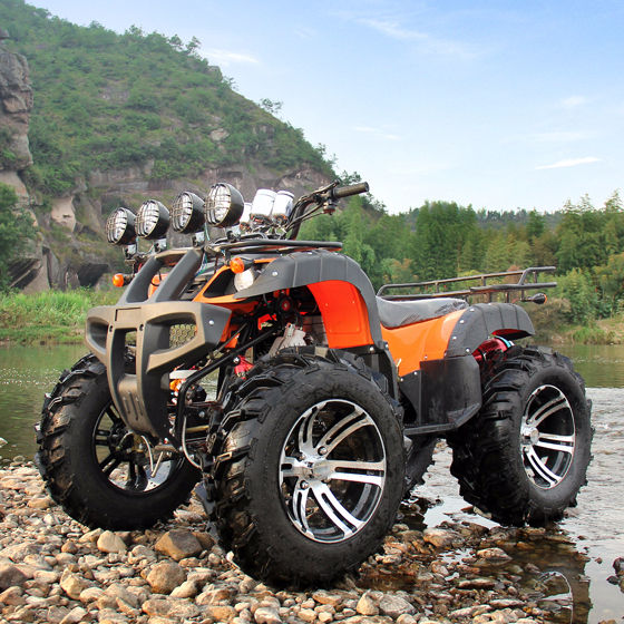 4 wheeler Stroke Air Cooled Mini Quad 4x4 ATV 150CC 250CC