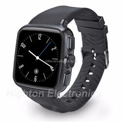 "Cheapest Factory Dual-core 1.54"" Smartwatch With 3G Micro Sim Card Android GPS Smart Watch"