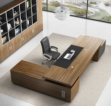 Lvxury modern executive office desk