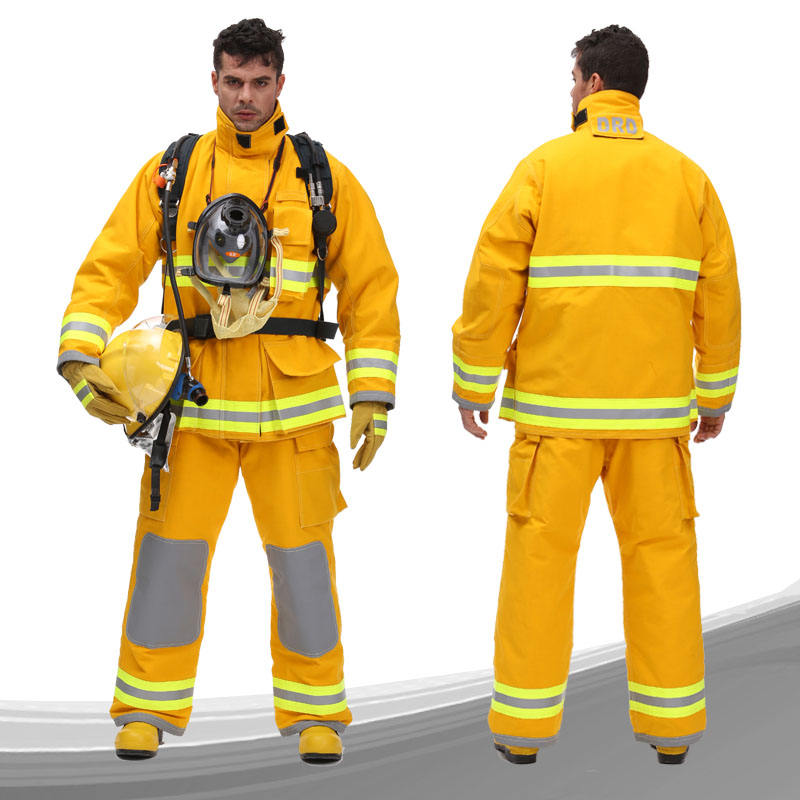 NFPA1971 Firefighter Suit Certified