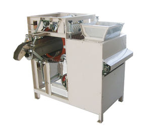 Automatic and efficient walnut shelling machine electric almond shell breaking equipment