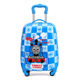 2020 China suppliers online shopping children cute cartoon american blue smart travelling draw-bar box luggage