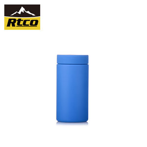 RTCO 10 oz HDPE OEM תוסף מזון בקבוק עבור פלסטיק אריזה
