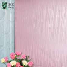 60cm Width Beautiful Bedroom Wallpaper Roll Stripe Pattern Self Adhesive Decorative Wallpaper