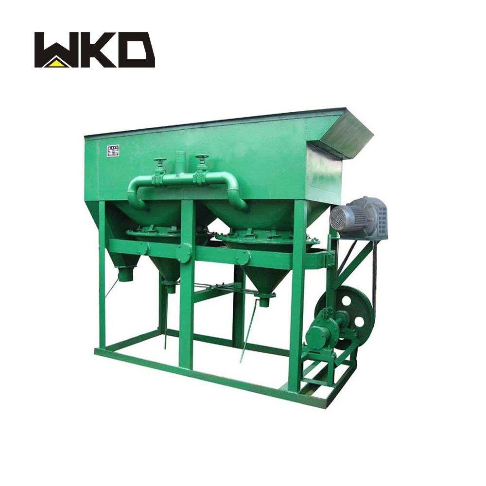 High Quality Jigger Equipment mining ore duplex jig machine for minerals jigging
