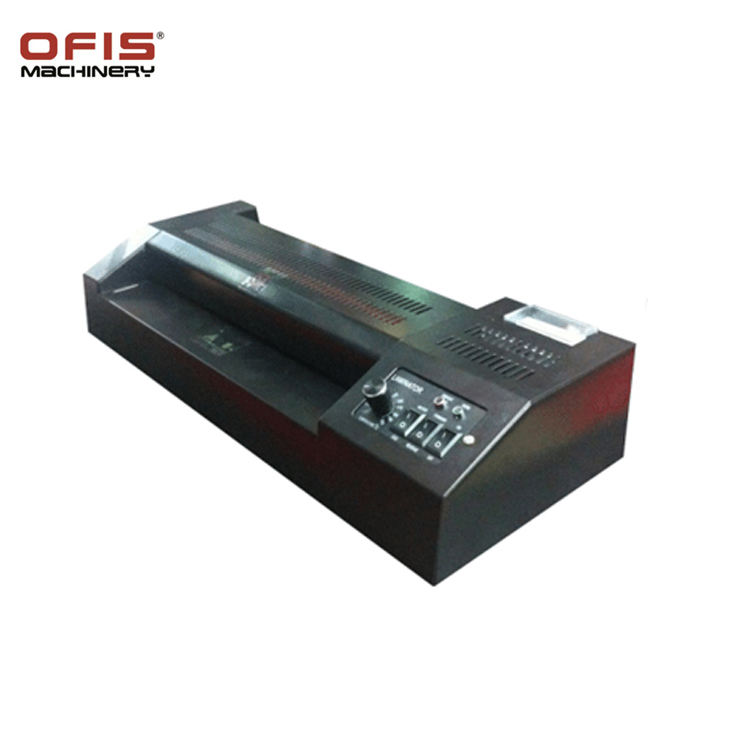 320 Desktop laminator Hot and cold manual working A4 A3 size