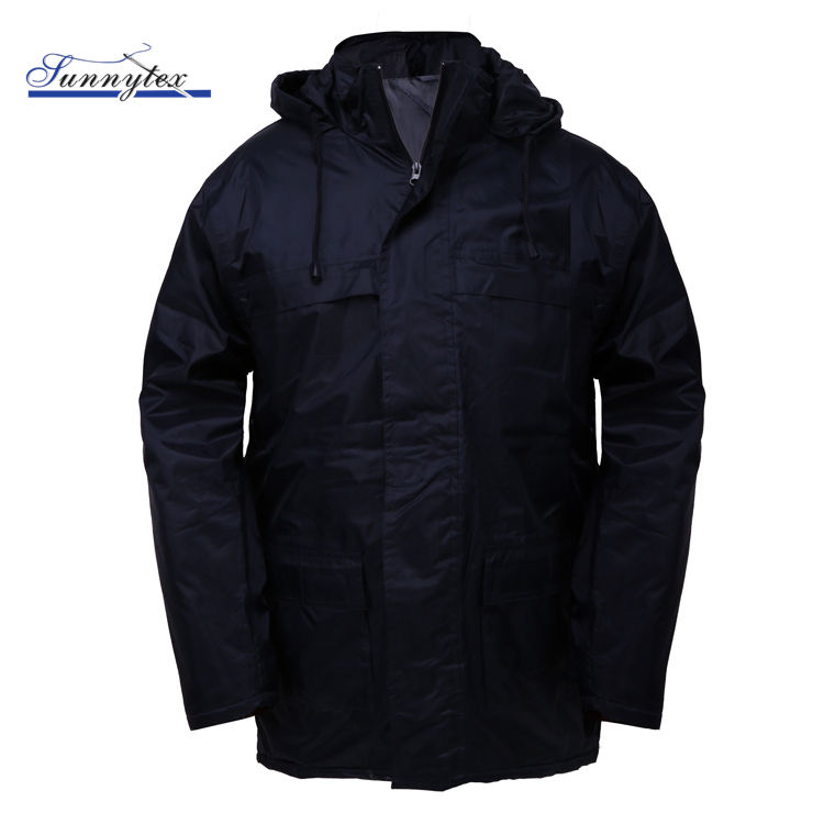 Men Custom Windbreak Waterproof Rain Coat Jackets