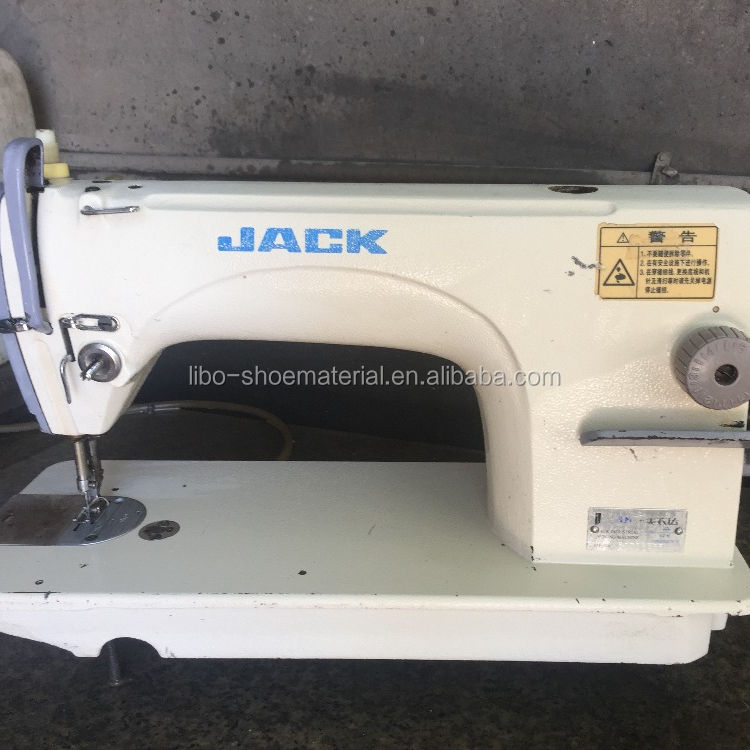 Fresh Clear good conditional Jack 8700 lockstitch industrial used sewing machine