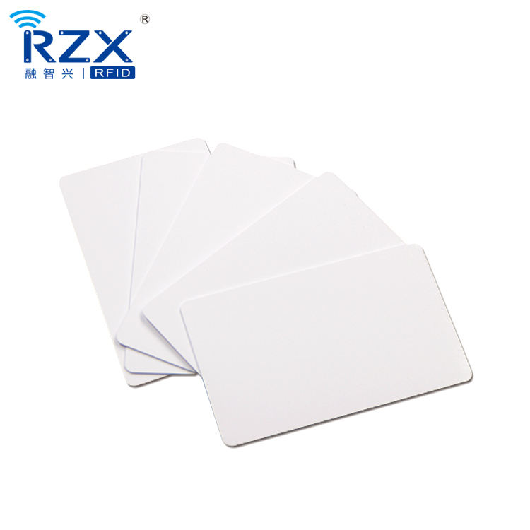 CR80 ISO14443A 13.56mhz RFID MIFARE Classic 1K Blank Card