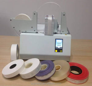 Note strip bindmachine voor valuta/labels/kaarten/brochures