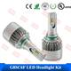 Auto Parts C6 H1 COB Led Lights H3 880/881 Lighting Bulbs 36W 3800LM R4 Car Headlight Bulb 360