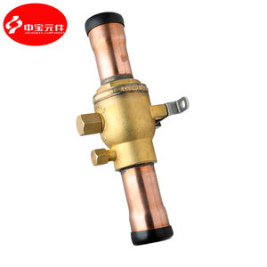 Prevent Internal Leakage Low Pressure Drop Cost-Effective Casting Ball Valve