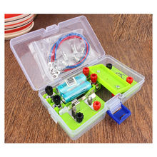 The Box Is In Series Circuit Science Experiment Kits Toy For Kids