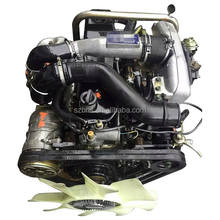 low Mileage Original Diesel Turbo engine Used 4JB1T Engine for Pickup