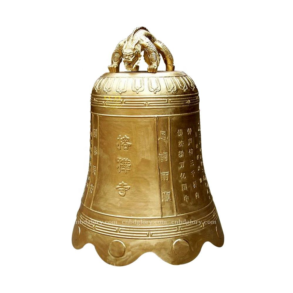 Hot Sale Metal Products Large Brass Church Bell