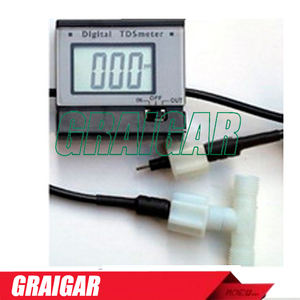 TDS Meter RO22 Dual TDS Meter Digital TDS Monitor Online Tester for Water Quality