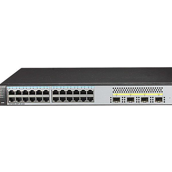 Best Price HUAWEI S5720S-28P-SI-AC 24 Port Gigabit Fiber Switch
