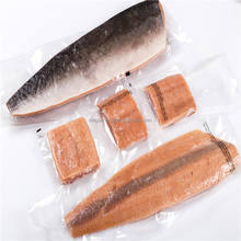 Good Prices Wholesale salmon Frozen chum salmon fillet
