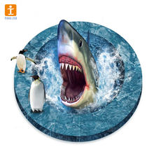 Customized printing 3d floor sticker wall sticker