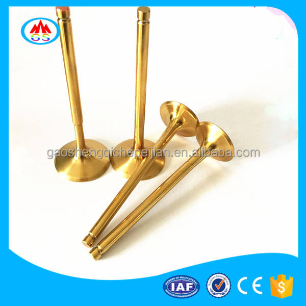 Spare parts Manufacturer Truck engine valve for HINO 300 TURBO N04C 16 VALVES