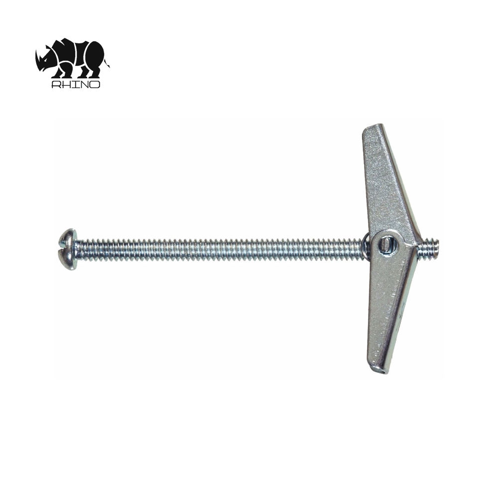 VERZINKTE SCHMETTERLINGS FEDER TOGGLE FIXINGS MIT SCHRAUBEN HOLLOW CAVITY WALL ANCHORS