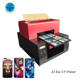 Self Cleaning A3 Size CD Cover Printing Machine UV Inkjet Phone Case Printer
