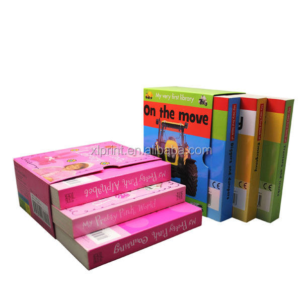 Children story book printing /childrens book printing children thick paper book printing