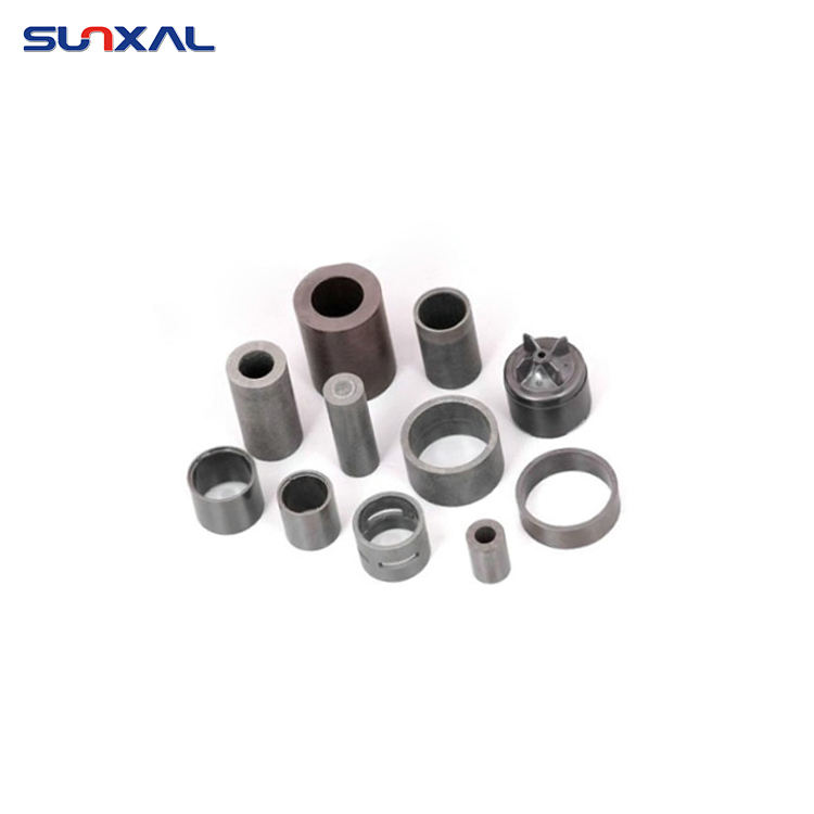 Industrial Application Y35 Arc Permanent Ceramic Block Ring Ferrite Magnet For Speakers